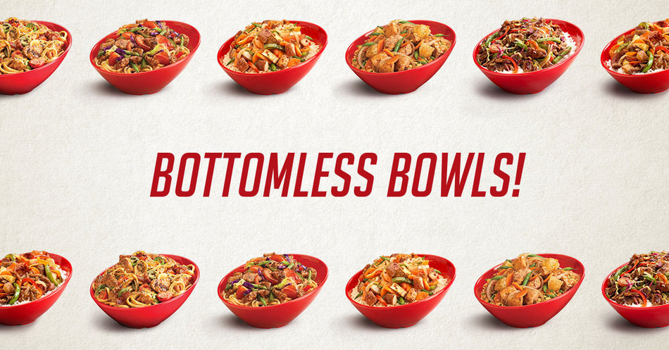 Genghis Grill Celebrates Summer with Bottomless Bowls