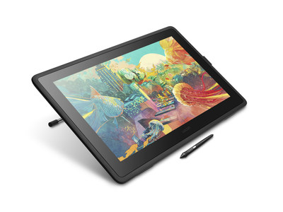 Wacom's new Cintiq 22 is ideal for art and design students, enthusiasts and budding professionals