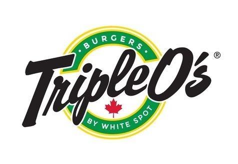 Triple O's Restaurants (CNW Group/White Spot Restaurants)