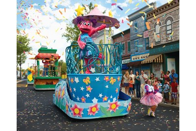 Walk down Sesame Street for the very first time at SeaWorld Orlando and bring your family to the neighborhood your favorite furry friends call home at the new Sesame Street Land. Celebrate with your favorite friends at the award-wining Sesame Street Party Parade. Visitors of all ages will be up and dancing as Elmo, Big Bird and friends accompany colorful floats – and a few special surprises – in the first parade ever at SeaWorld Orlando.