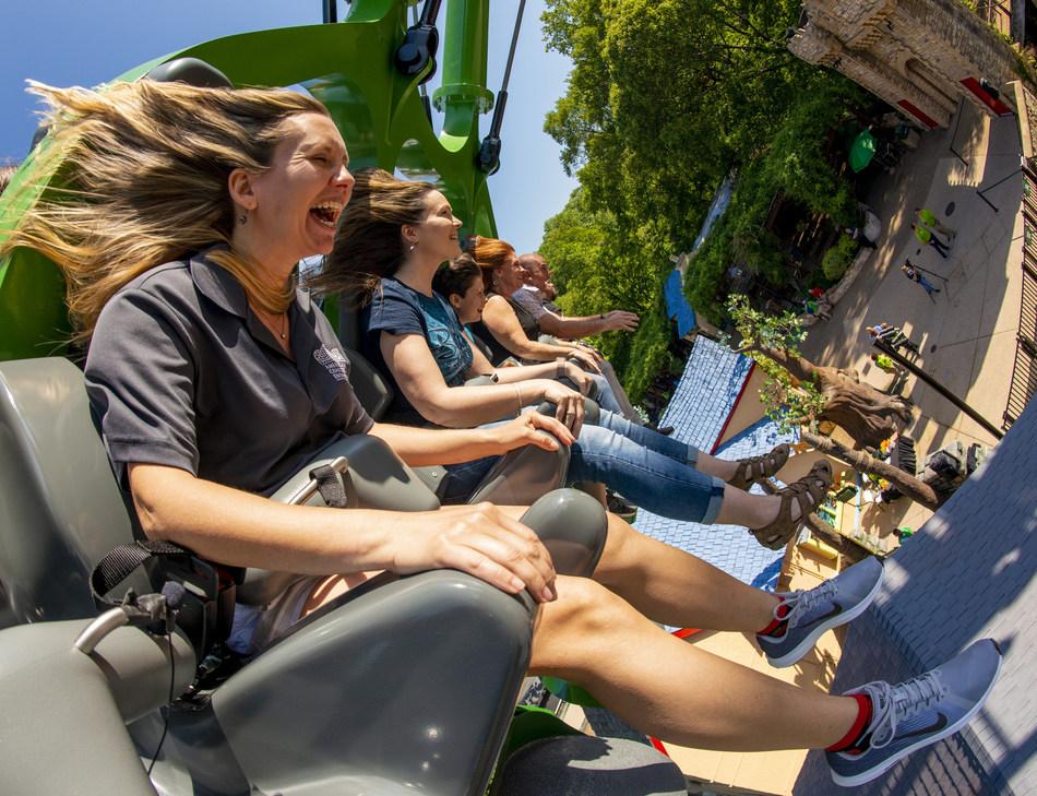 Busch Gardens Parks Announce 2019 First Responders Salute
