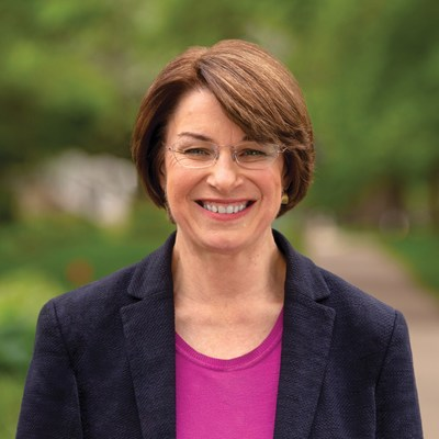 2020 candidate Sen. Amy Klobuchar to deliver major speech and brief press on priorities for her first 100 days as President at National Press Club, July 16