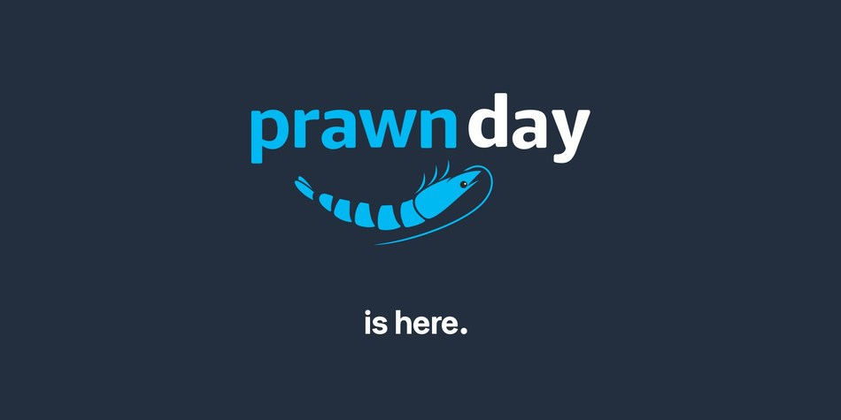 """Postmates, the leader in delivering anything on-demand, announced today its first annual Prawn Day, celebrating two days of deals on select """"prawn-related"""" merchants on Postmates. In addition to being able to order from the more than 500,000 merchants on Postmates, customers will find unique Prawn facts that are sure to leave them hungry for more."""