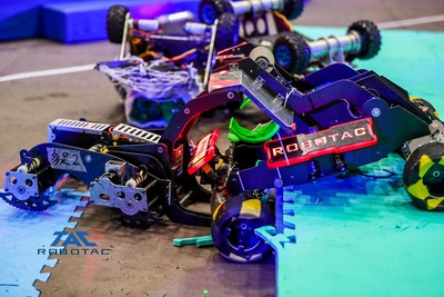 China University Robot Competition ROBOTAC