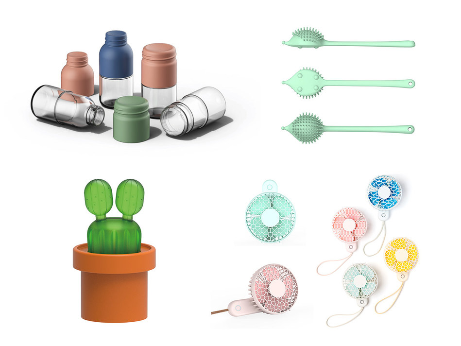 The products won the European Product Design Award