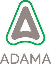 Adama Logo (PRNewsfoto/Adama)