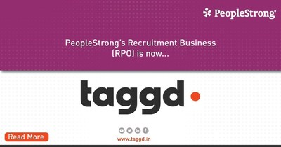 PeopleStrong rebrands its Recruitment business as Taggd