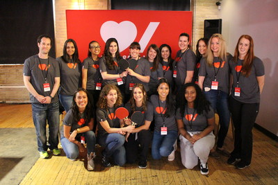 Cardiac Smash Heart & Stroke volunteers (CNW Group/Heart and Stroke Foundation)
