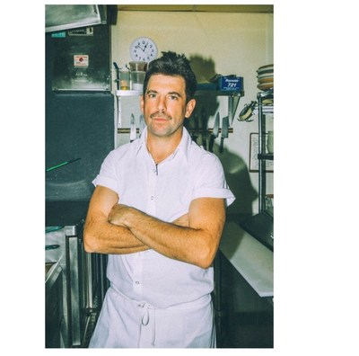 George Lambertson of Burlington, VT is a firebrand best known for the elevated street food and creative culinary choices offered at his high-energy ArtsRiot location.