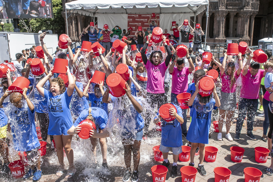 Celebrating the Five-Year Anniversary of the Ice Bucket Challenge in Boston
