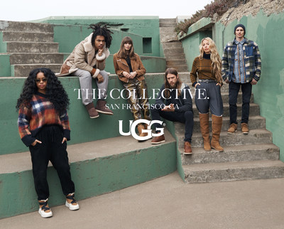 AUTUMN/WINTER 2019 UGG COLLECTIVE