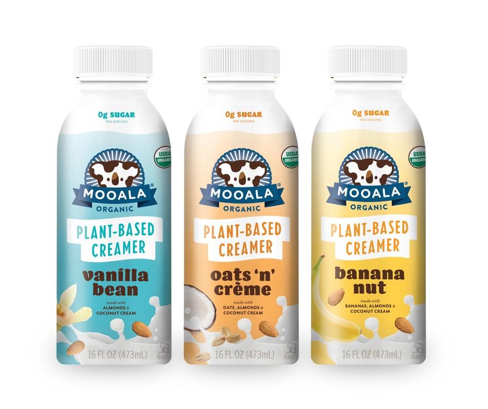Mooala Plant-Based Creamers