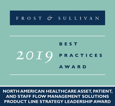 STANLEY Healthcare Earns Acclaim from Frost & Sullivan for Its Portfolio of RTLS Solutions