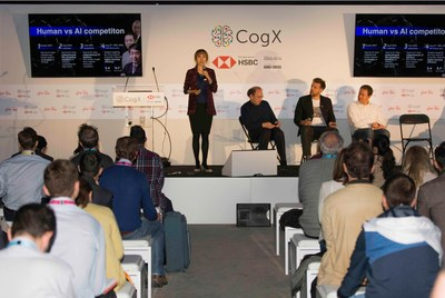 Squirrel AI Learning by Yixue Group invited to deliver a speech on AI+ education at CogX, the festival of AI and emerging technology of London