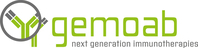 GEMoaB Logo (PRNewsfoto/GEMoaB GmbH)