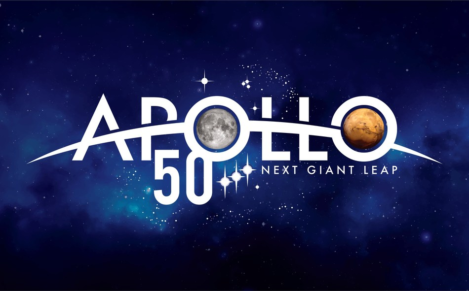"""NASA TV will broadcast """"NASA's Giant Leaps: Past and Future – Celebrating Apollo 50th as we Go Forward to the Moon,"""" a live special highlighting the most-celebrated mission to the moon."""