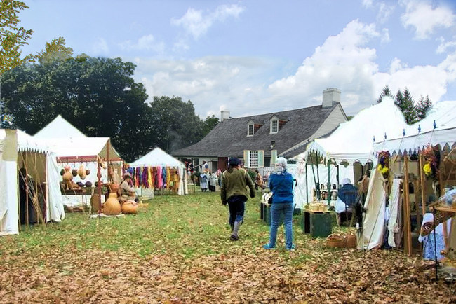 Woodville Plantation 18th Century Market Faire
