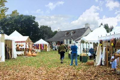 Woodville Plantation 18th Century Market Faire