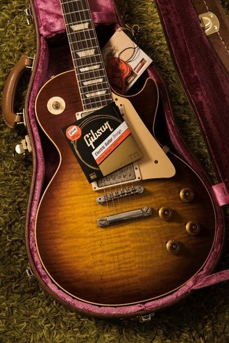 Gibson New Strings Collection