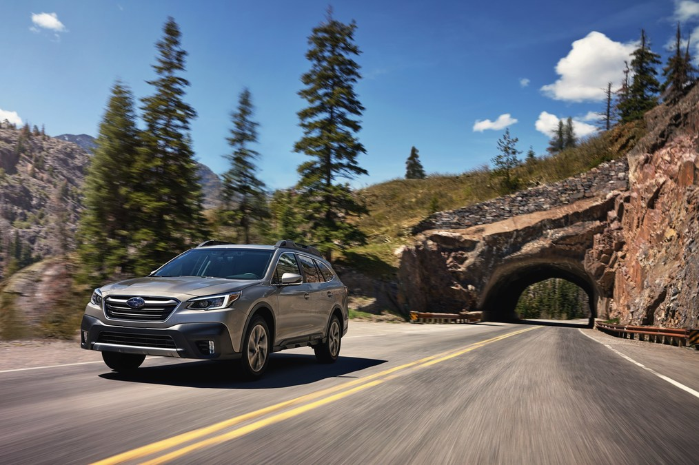 Subaru Announces Pricing For 2020 Legacy And Outback Models