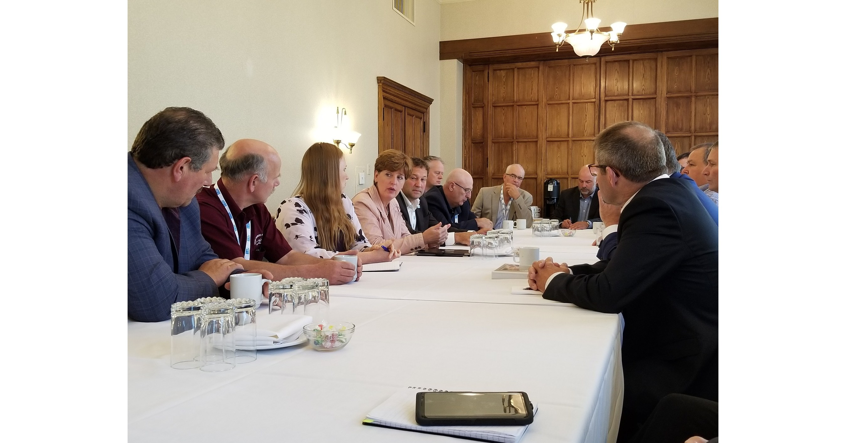 Government of Canada investing in Dairy Research Cluster
