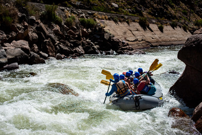 Arkansas River Outfitters Association Reports Whitewater Season Has Hit Its «Sweet Spot»