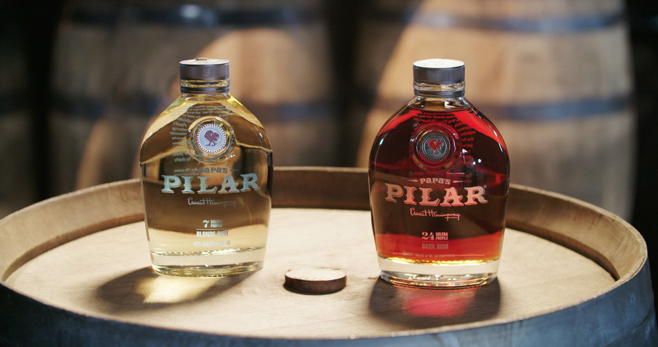 Papa's Pilar Blonde and Dark Rums