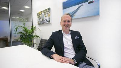 Ben Dorks, Ideagen CEO