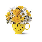 Teleflora Florists Unite To Deliver More Than 30,000 Surprise Bouquets For 19th Annual Make Someone Smile Week