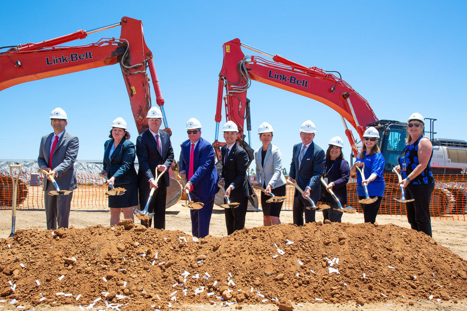 Cubic Corporation breaks ground on new San Diego headquarters.