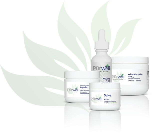 PurWell is a company focused on providing pure, natural hemp oil products that promote general health and wellness