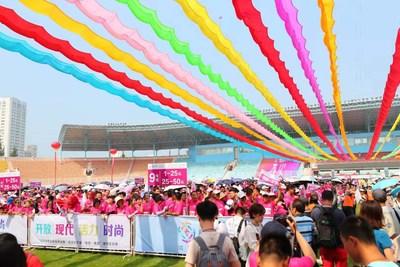 """Discovering Qingdao"" City Orienteering Race"