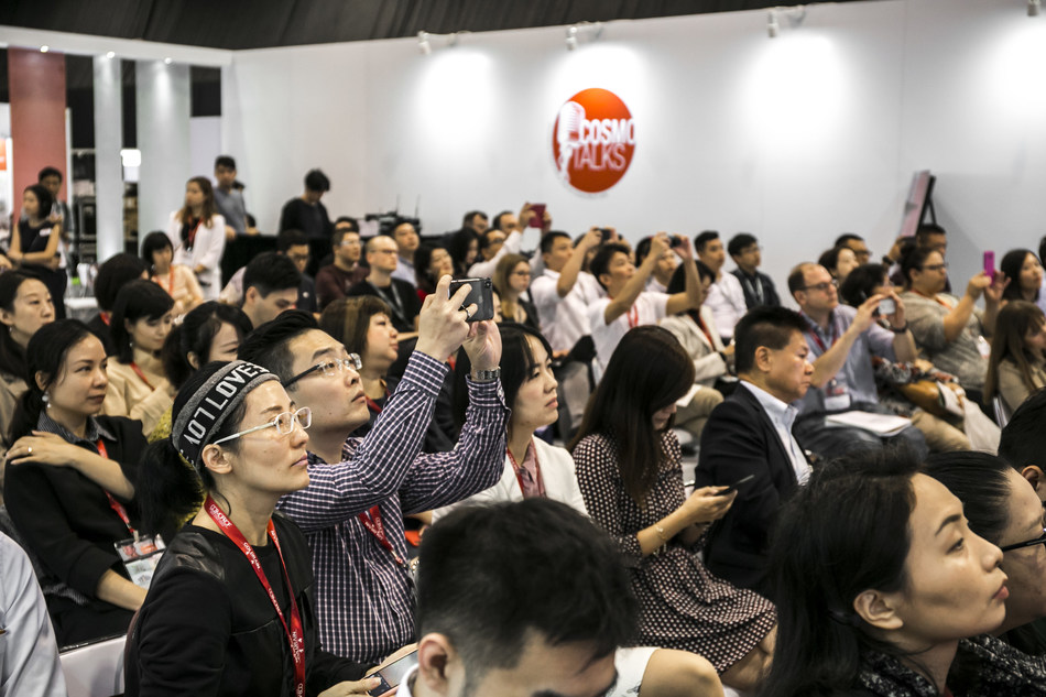 Cosmoprof Asia is a place where the whole world congregate to increase their market knowledge and network with industry leaders and peers.