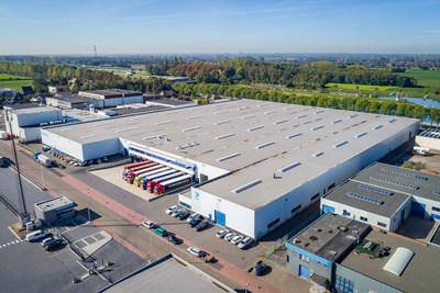 Heirweg 3 Born, Netherlands (CNW Group/Granite Real Estate Investment Trust)