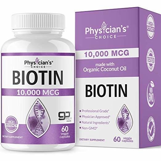Physician's Choice Biotin