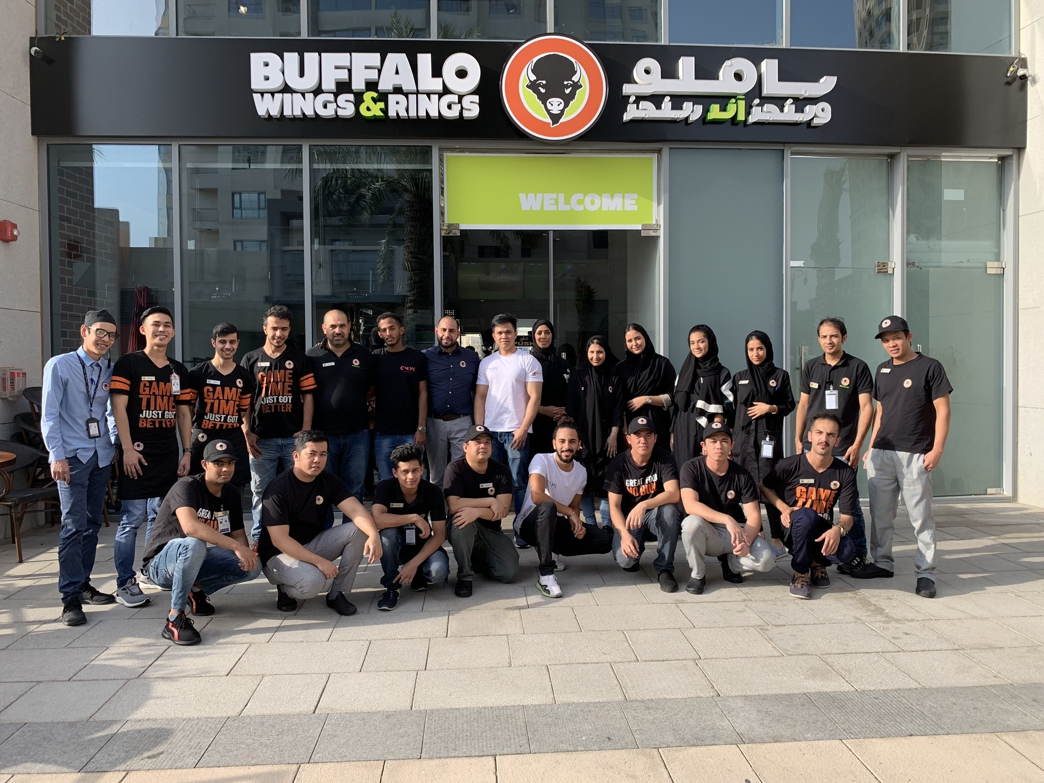 Buffalo Wings & Rings Opens Its Third Restaurant in Jeddah