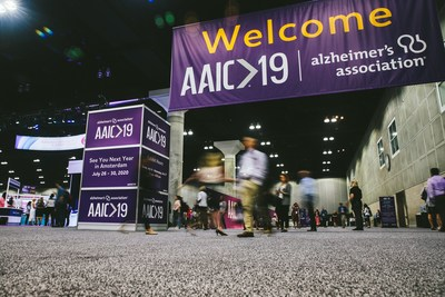 AAIC® 2019 Highlights New Research Showing Healthy Lifestyle May Offset Environmental and Genetic Risk of Alzheimer's Disease