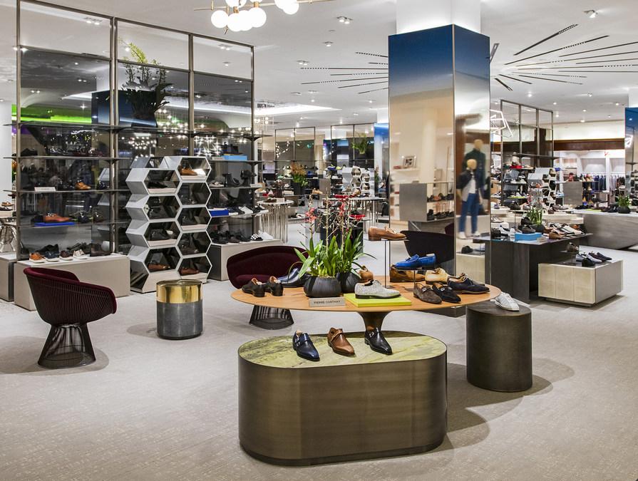 Saks Fifth Avenue Unveils Unprecedented Men\'s Shoe ...