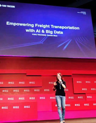 ForU Trucking CEO Shares How Big Data And AI Have Revolutionized Freight Transportation.