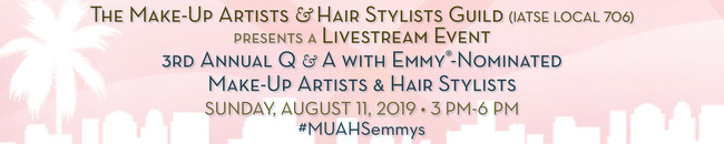 Make-Up Artists  &  Hair Stylists Guild (MUAHS, IATSE Local 706)
