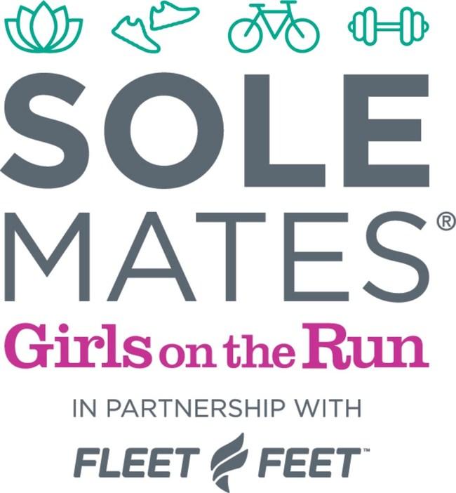 (PRNewsfoto/Girls on the Run,Fleet Feet)