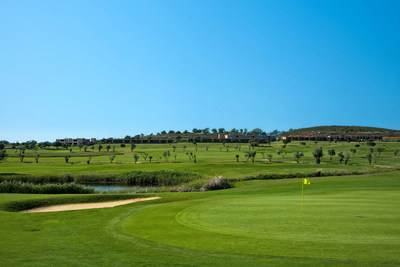 NAU Morgado Golf Course (PRNewsfoto/NAU Hotels & Resorts)