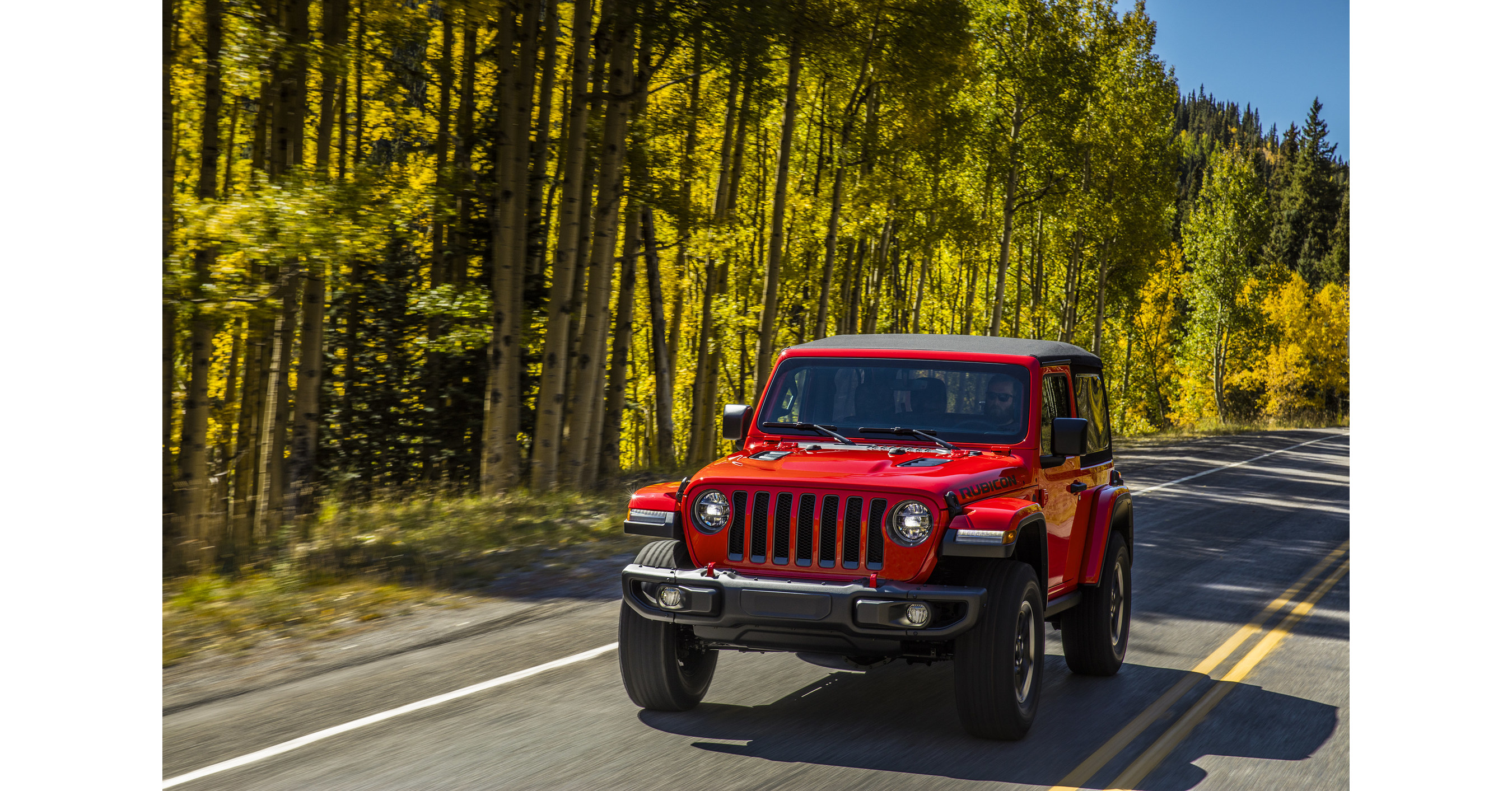 2019 Jeep® Wrangler Named Kelley Blue Book's Most Awarded