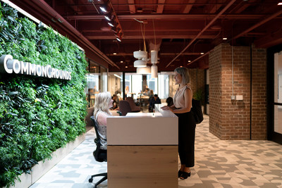 CommonGrounds Workplace opens enterprise-ready flexible office locations in Portland's Pearl District and Downtown Minneapolis