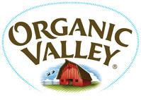Organic Valley Logo hero, Organic Valley Logo shield (PRNewsfoto/Organic Valley)