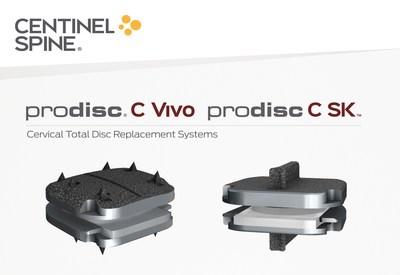 prodisc C Vivo & prodisc C SK