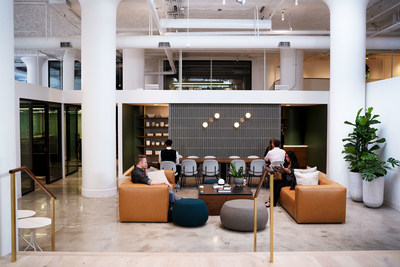 CommonGrounds Workplace opens enterprise-ready flexible office in Portland's Pearl District