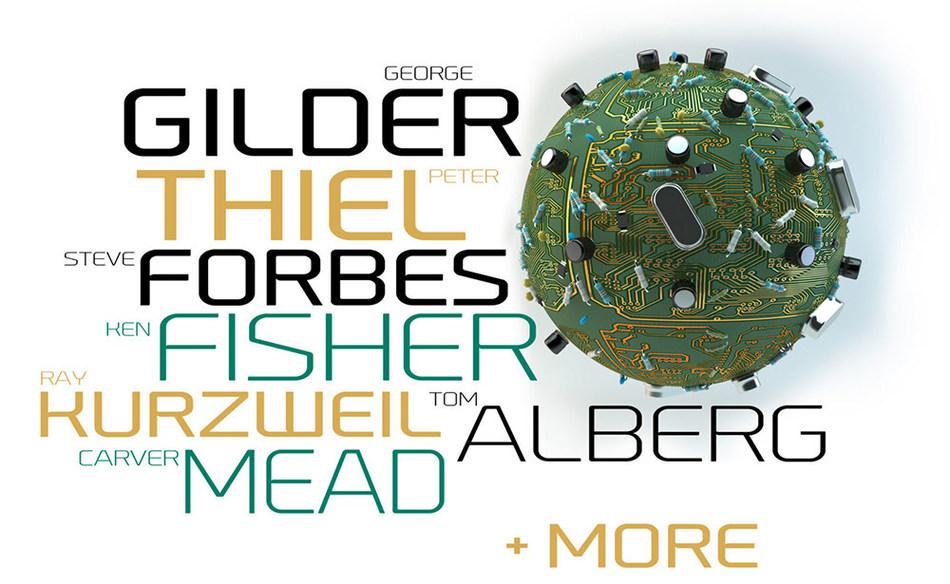 Peter Thiel, Steve Forbes to Headline COSM Technology Summit