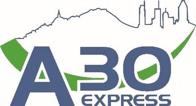 Grève des préposé(e)s au péage de l'Autoroute 30 (Groupe CNW/A30 Express)