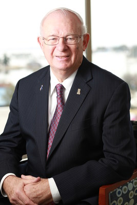 Robert F. Shuford, Sr., Chairman, President, and Chief Executive Officer of Old Point Financial Corporation.